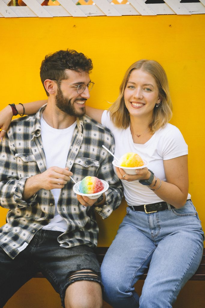 Shave Ice Better Together
