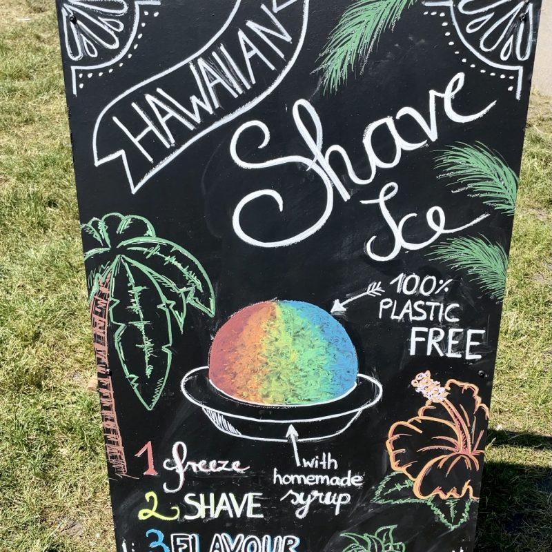 Hawaiian Shave Ice